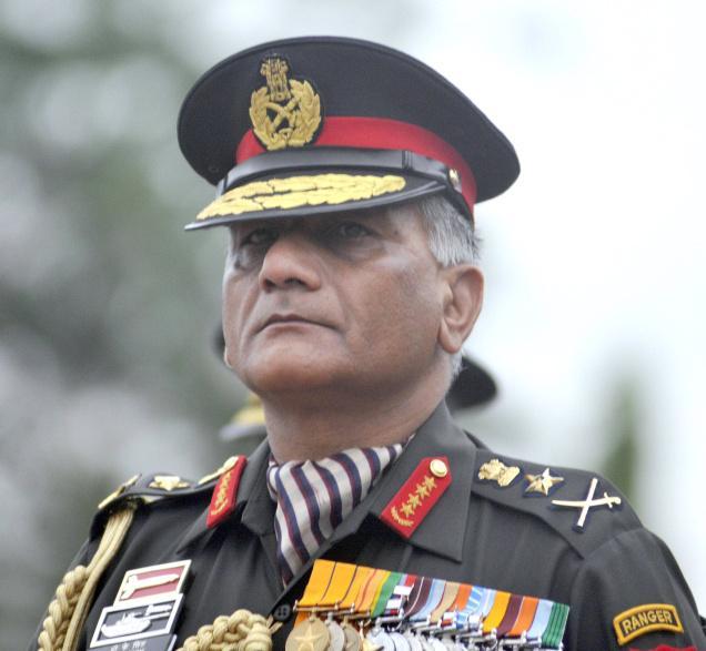 Army Chief General V.K.SINGH